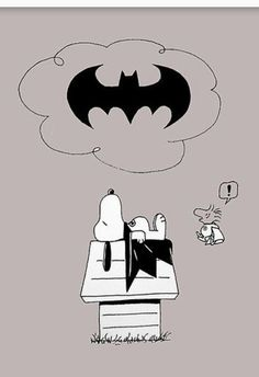 Happiness is a Dark Knight. Charlie Brown Snoopy, Charlie Brown Halloween, Snoopy Halloween, Snoopy Love, Snoopy And Woodstock, Halloween Kids, Snoopy Images, Snoopy Pictures, Snoopy Wallpaper