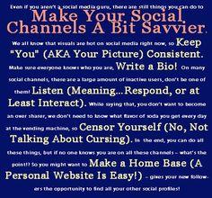 5 Ways To Look Like You're Social Media Savvy [Chart] Social Media Apps, Power Of Social Media, Social Networks, Social Media Marketing, Writing A Bio, Smart Program, Marketing Opportunities, Social Channel, 5 Ways