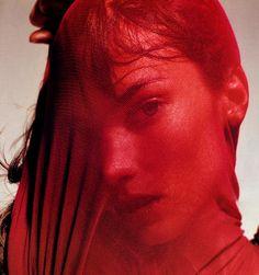 Imagen de red and model
