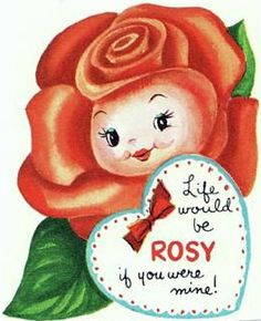 "Valentine, You ""Rock"". Or, Valentine, you're a POP star. Valentine Images, My Funny Valentine, Valentines Greetings, Vintage Valentine Cards, Saint Valentine, Vintage Greeting Cards, Vintage Holiday, Valentine Day Cards, Valentine Crafts"