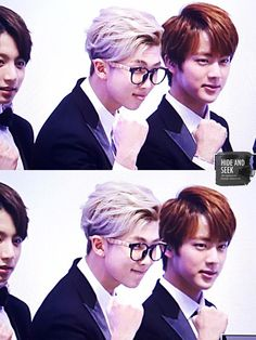 150313 BTS @ 2015 Cable TV Broadcasting Awards
