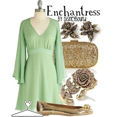what? the Enchantress for Beauty and the Beast? love it.