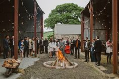 Hay Bales and Happiness – A Scottish Farm Wedding Full of Rustic Charm Hay Bale Wedding, Farm Wedding, Wedding Blog, Wedding Events, Rustic Wedding, Wedding Day, Weddings, Hay Bales, Rustic Charm