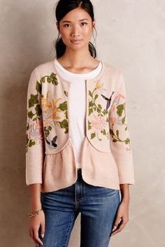 Moth Winged Wonder Cardigan - Shop for women's Cardigan
