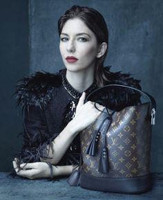 louis vuitton, sophia coppola   ultima campagna di Marc Jacobs per Louis Vuitton   Fashion Times