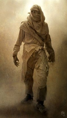 I Am Legend Costume Design 2 by aaronsimscompany  Aaron Sims Digital Art / 3-Dimensional Art / Characters / Male©2008-2014 aaronsimscompany