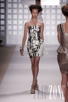 Georges Chakra - Ready-to-Wear - Spring-summer 2010 - http://www.flip-zone.net/fashion/ready-to-wear/fashion-houses-42/georges-chakra-1089