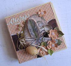 Czekoladownik wiekanocny / Easter chocolate box