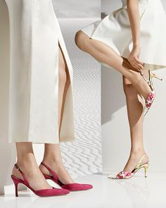 There is something about a slingback... #stuartweitzman
