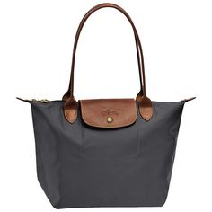 LOVE! Le Pliage Medium Tote | Longchamp | Free Shipping | $125... Love the gray