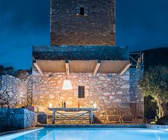 Tainaron Blue Retreat, Mani, Greece | Modern Vacation Home Rentals