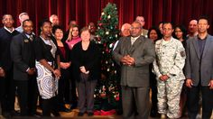 A Holiday Greeting from U.S. Army Garrison Japan Directors and Special S...