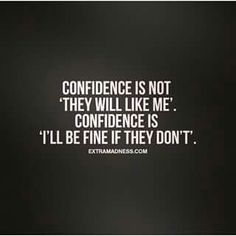 Confidence find it within