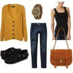Nothing to wear? Get inspired by these fabulous fall ensembles!