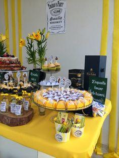 Festas Personalizadas em Brasília: Boteco chic Dairy, Cheese, Food, Gifts, Weddings, Fiestas, Essen, Meals, Yemek