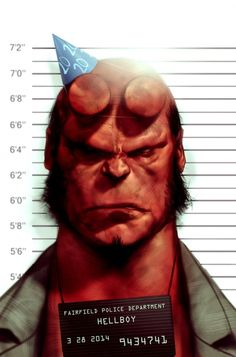 31 Days of Hellboy: Ben Oliver Bd Comics, Marvel Dc Comics, Anime Comics, Comic Book Artists, Comic Book Characters, Comic Books Art, Comic Artist, Ben Oliver, Geeks