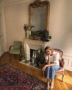 The Best 2019 Interior Design Trends - Interior Design Ideas Parisian Apartment, Dream Apartment, Interior Inspiration, Room Inspiration, My New Room, My Dream Home, Sweet Home, Bedroom Decor, House Design