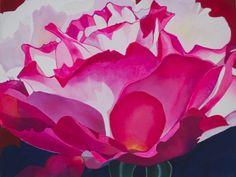 pink rose - 30x40  - 2014 - Anne Lund Sørensen
