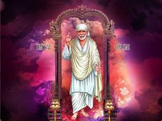 10 Best Sai Baba Wallpapers Images Sai Baba Hd Wallpaper Sai Baba