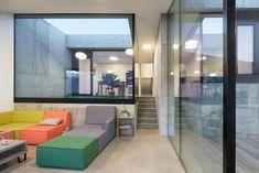 Beautiful Fortress-Like Concrete House in Switzerland – Fubiz Media