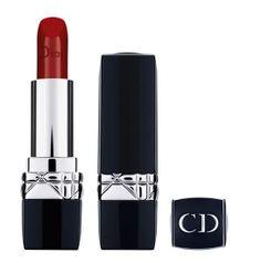 Rouge Dior, rouge à lèvres, Christian Dior http://www.vogue.fr/beaute/buzz-du-jour/diaporama/rouge-dior-rouge-a-levres-christian-dior/14529