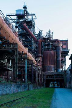 Steelworks Duisburg
