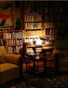 Someday, I'll have a library
