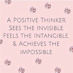 I wouldn't say I'm a completely positive being, but Lord knows I surely try!  #LoveToAll ❤