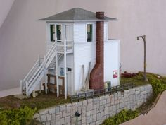 Kitbashed Structures by Ocalicreek (was a Craftsman Kit thread) | Model Railroad Hobbyist magazine | Having fun with model trains | Instant access to model railway resources without barriers