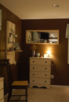 DIY Rustic Decor  the little green bean: The accidental Bedroom remodel