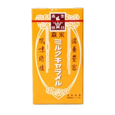 Morinaga Caramel Candy - my mother bought these for us every time she visited the Asian market.