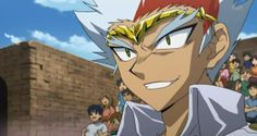 he is super cool his name is ryuga