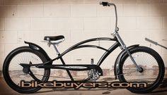 Micargi Bronco 30 Stretch Beach Cruiser Bike Bicycle