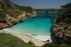 Cala d'es Moro, Mallorca (Spain)