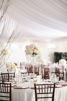 wedding centerpiece idea; photo: Mirelle Carmichael