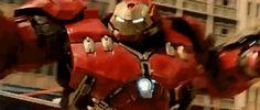 Iron Man Movie Armors: MARK XLIV Veronica Hulkbuster Avengers 2: Age of Ultron