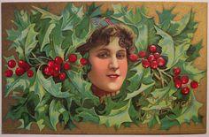 https://flic.kr/p/48XcAH   Vintage Christmas Postcard