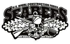 Is There Anything A Seabee Can't Build? Military Girlfriend, Navy Military, Military Art, Military Spouse, Military Signs, Military Humor, Military Service, Navy Quotes, Us Navy Seabees