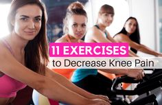 Do you have sore knees from running? (We feel you.) Looking for a workout that will improve your knee health while preventing future pain? Give these 11 exercises a try - they'll change your life!