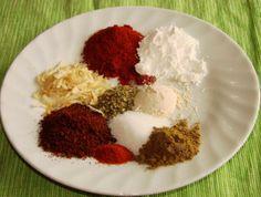 Dry Enchilada Sauce Mix Substitute