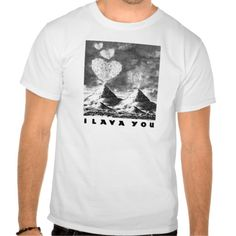 I Lava You t-shirt
