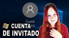Crear Cuenta De Invitado (en windows 10)