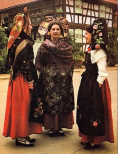 #Alsace #Alsacienne #CostumeTraditionnel #Costume #Français #French #FolkCostume #TraditionalCostume #TraditionalWear