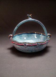 Basket Pottery