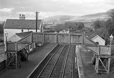 Bridestowe Station in 1964