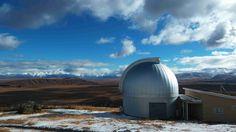 observatoire astronomique du Mont John.