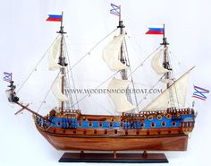 Goto Predestinatsia was a Russian 18th century navy flagship, 58-gun three-masted battleship.