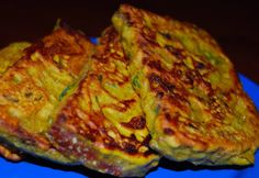 "Crispy Eggless ""French Toast"" - Holy Cow! Vegan Recipes"