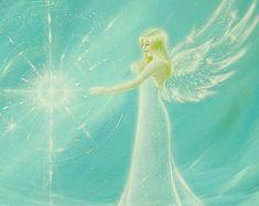 Foto de arte de angel limitada la energía del por HenriettesART