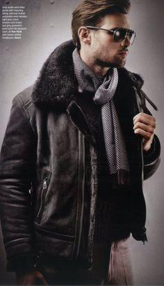 German model : Sebastian Schlueter